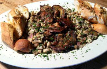 Cèpes à la bordelaise – Steinsopp på sørfransk vis