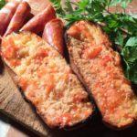 Pa amb tomàquet – Katalansk toast med olje og tomat