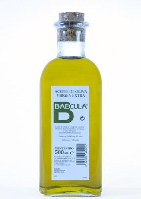"Olivenolje extra virgen ""Baecula"", 500 ml"
