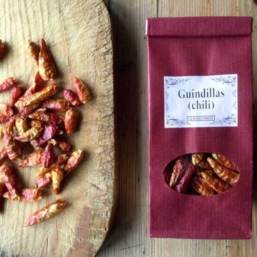 Guindillas (chili)