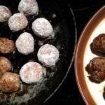 Albóndigas caseras – Hjemmelagde, spanske kjøttboller