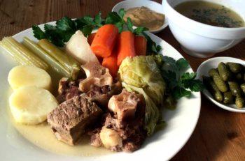 Pot-au-feu – Klassisk fransk oksehalegryte