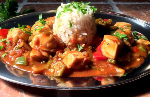 Chicken gumbo – Kyllinggryte på cajunvis