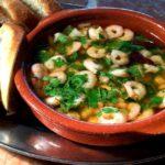 Gambas al ajillo – Spanske hvitløksreker