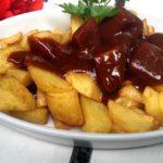 Patatas bravas – Madrilenske poteter med bravasaus