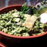 Risotto verde – Grønn risotto