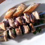 Brochettes de poulet – Krydrede kyllingspydBrochettes de poulet – Krydrede kyllingspyd