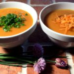 Soupe de carottes – Fransk gulrotsuppe