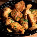 Tapas de pollo – Kyllingtapas