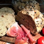 Pan casero de tomate – Hjemmelagd tomatbrød