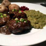 Kraftige kjøttkaker på husmannsvis (verdens beste?)