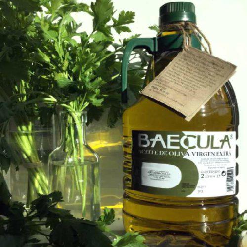Olivenolje extra virgen Baecula, 2 liter