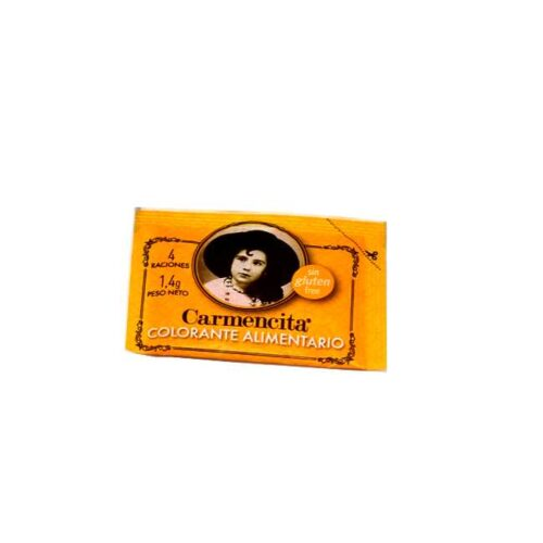 Fargestoff til paella, minipose (1,4 g)