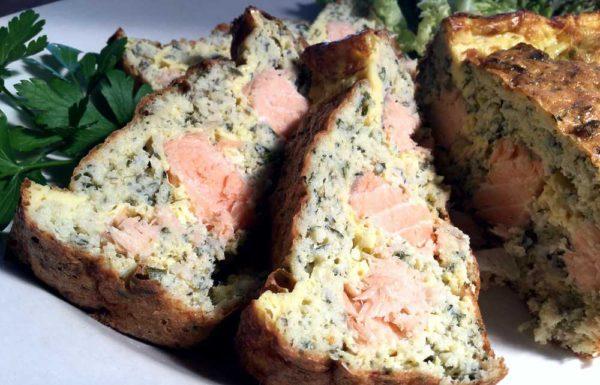 Terrine de poisson au cerfeuil – Fransk fiskepudding med kjørvel