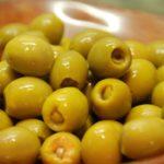 Tapas: Oliven med ansjos