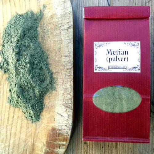 Merian (pulver)