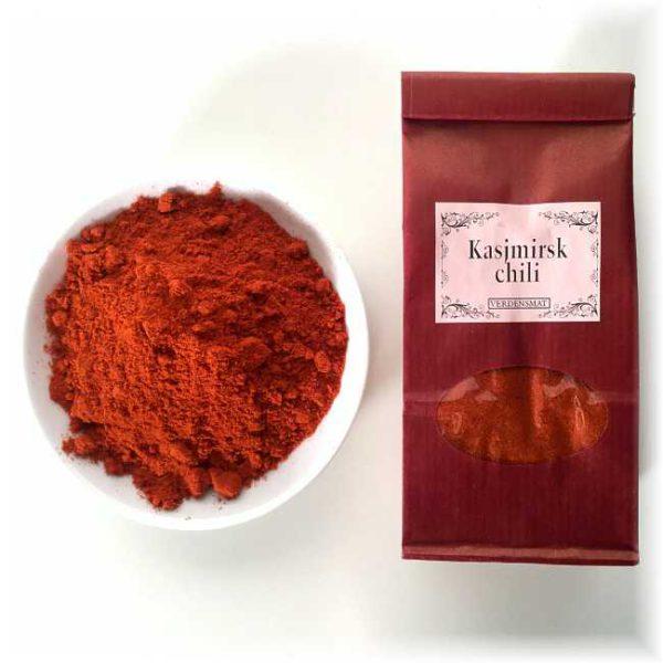 Kasjmirsk chili