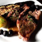 Côtes d'agneau au miel et romarin – Lammekoteletter i rosmarin- og honningsaus