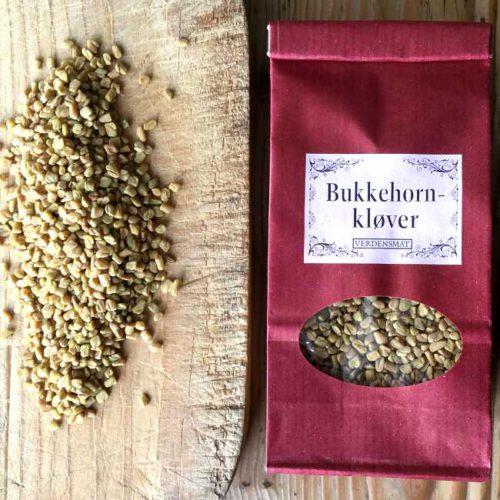 Bukkehornkløverfrø