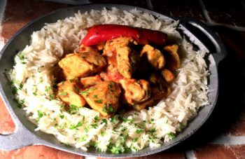 Hing chicken – Bengalsk kyllingcurry
