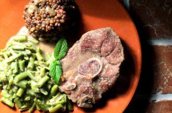 Copadia agnina – Romerske lammekoteletter