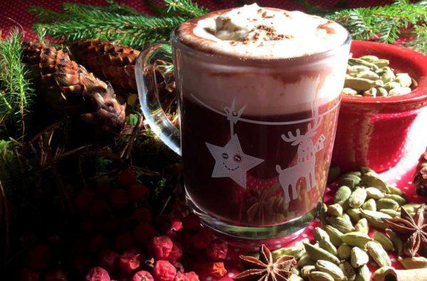 Julekakao med julekrydder