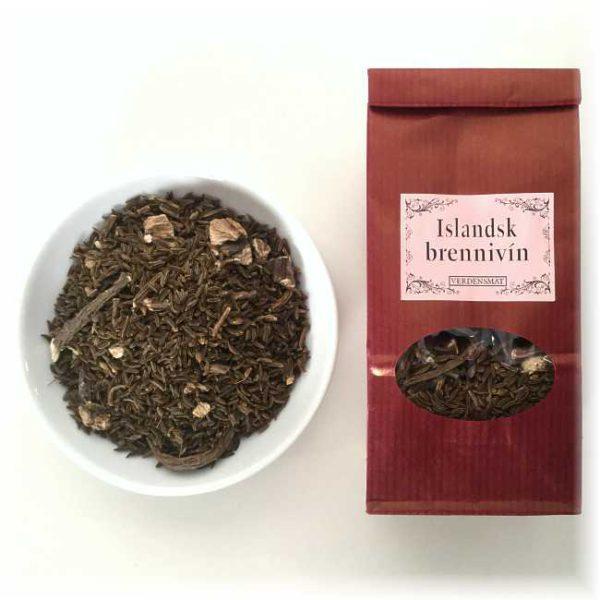 Islandsk brennivín