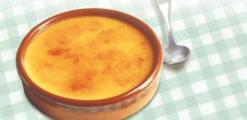 Crema catalana (spansk dessert)