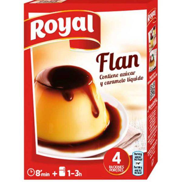 Flan (spansk karamellpudding)