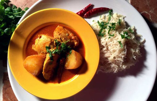 Murgir jhol – Bengalsk kyllingcurri