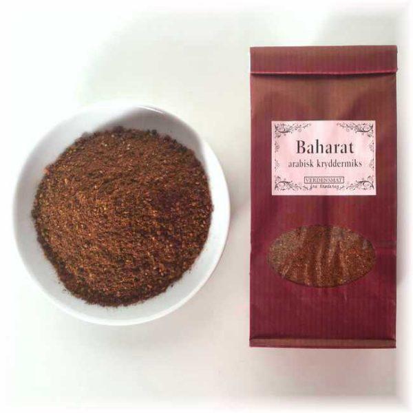 Baharat (arabisk kryddermiks)