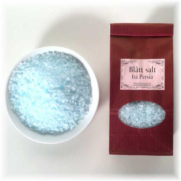 Blått salt fra Persia