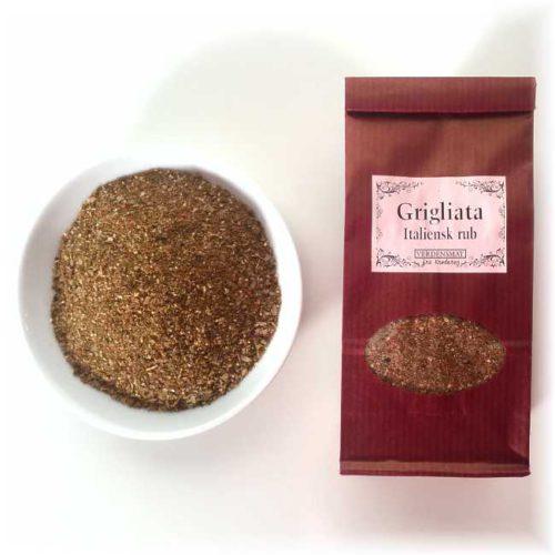 Grigliata (italiensk grill/rub)