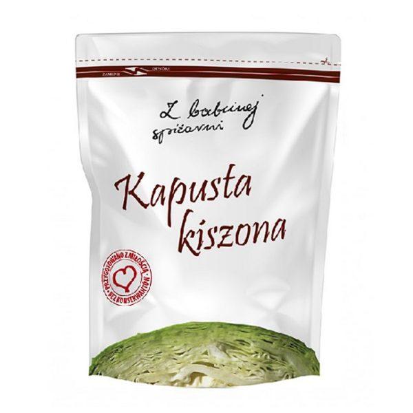 1 kg sauerkraut fra polske Babcina Spiżarnia