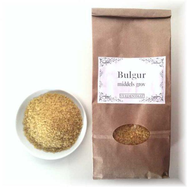 Bulgur, middels grov, 750 g