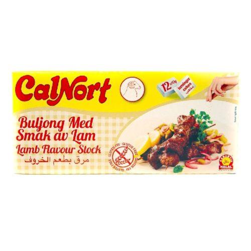 Lammebuljongterninger fra spanske CalNort, 12 stk