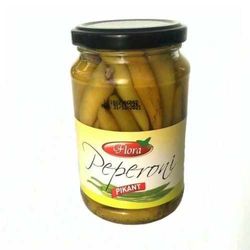 350 g peperoni i eddiklake, uten konserveringsmidler
