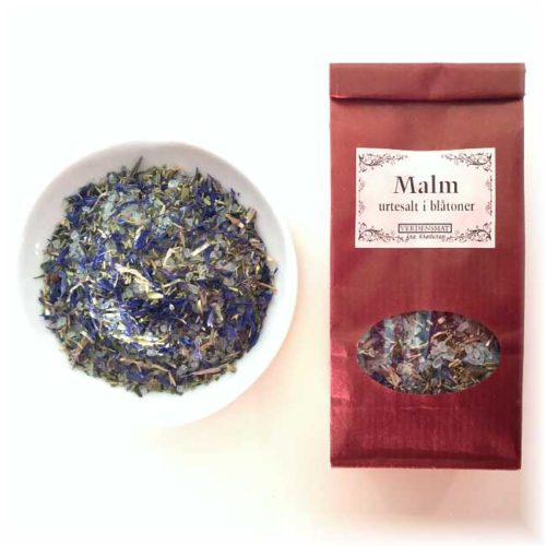 Malm, blått urtesalt, 90 g