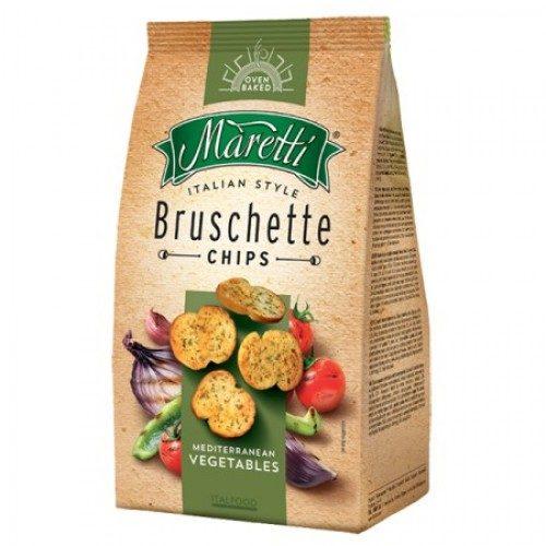 Bruschette med grønnsaker fra Middelhavet, Maretti, 70 g