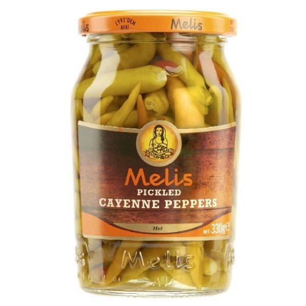 Syltet peperoni chili, Melis, 330 g