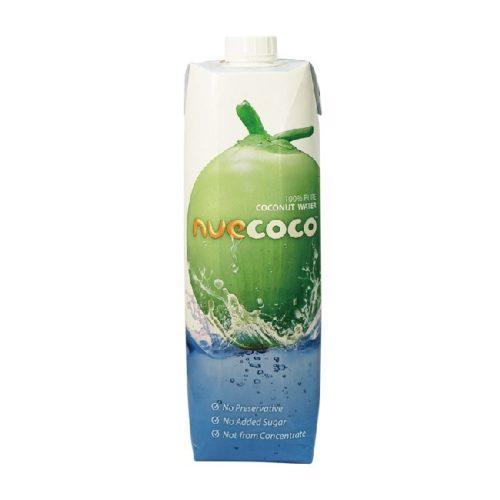 1 liter ubehandlet kokosvann fra Thailand