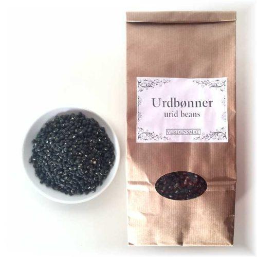 Hele urdbønner (urid beans), 750 g