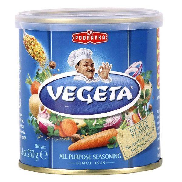 Vegeta, boks à 250 g