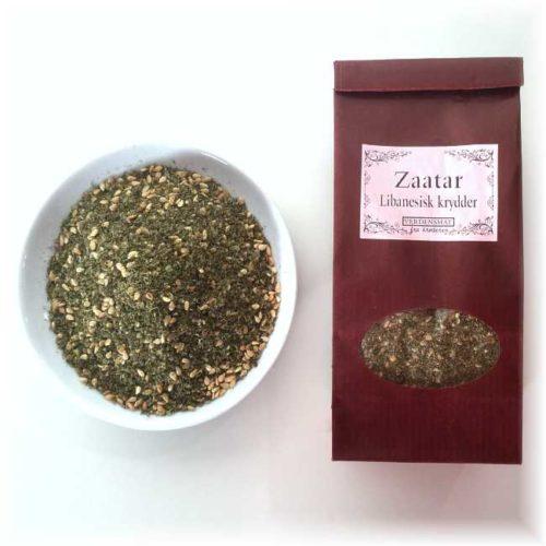 50 g zaatar krydderblanding