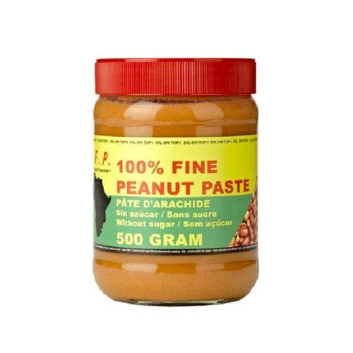 500 g peanøttkrem uten sukker