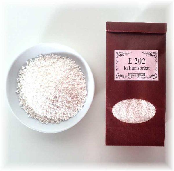 50 g kaliumsorbat (E 202)