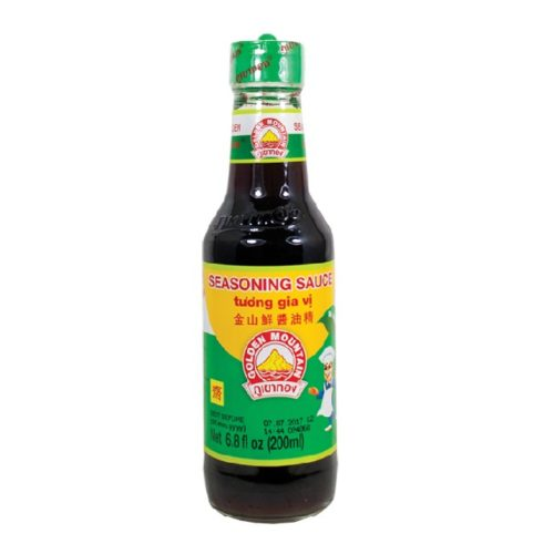 200 ml thailandsk soyasaus, Golden Mountain