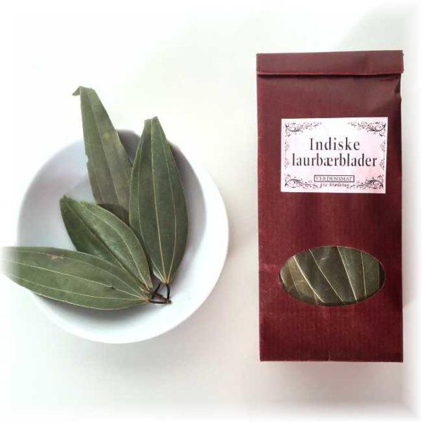 7 g Indiske laurbærblader