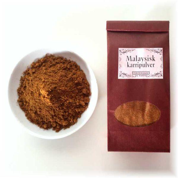 50 g Malaysisk karripulver
