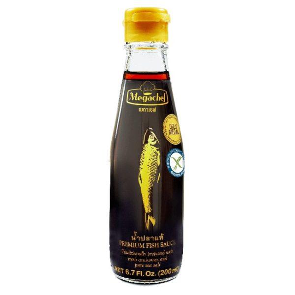 200 ml Megachef premium fish sauce